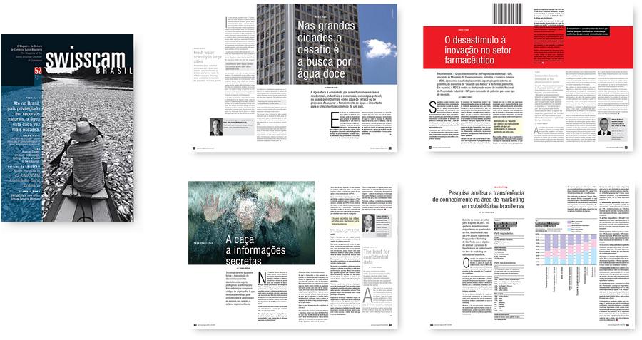 Markus Steiger Swisscam Magazine