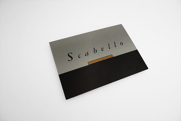 Markus Steiger Project 00154 Logo Scabello