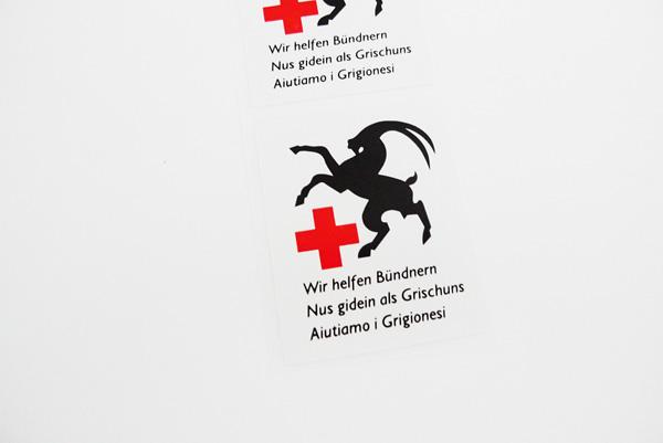 Markus Steiger Project 00468 Logo Rotes Kreuz Graubünden