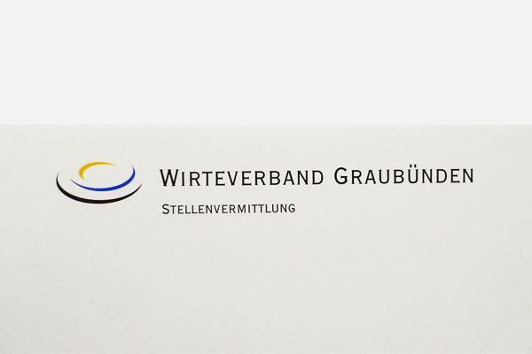 Markus Steiger Project 00793 Logo Wirteverband Graubünden