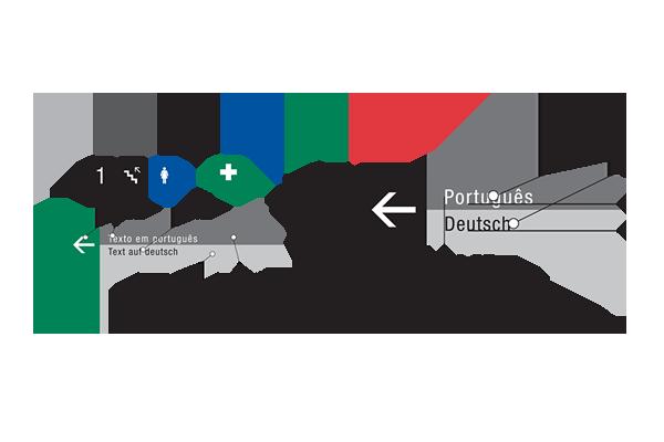 Markus Steiger Project 01409 Leit- und Orientierungssystem