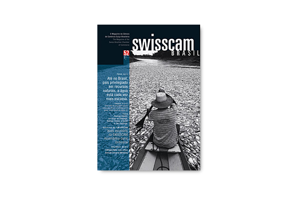 Markus Steiger Project 01731 Swisscam Magazine Art Direction, Produktion