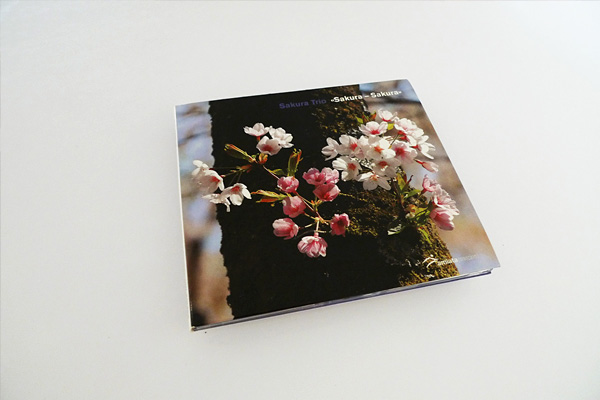 Markus Steiger Project 02124 CD Sakura Trio
