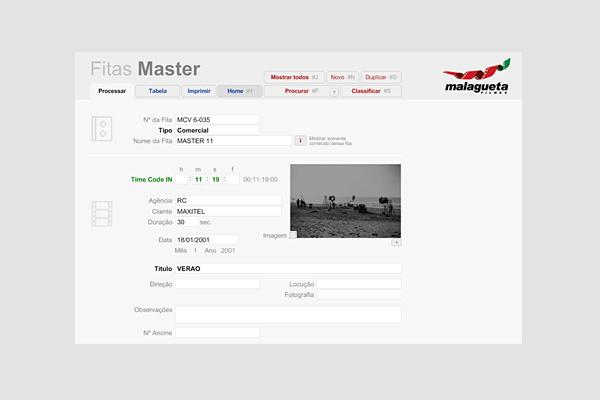 Markus Steiger Project 02126 Datenbank für Filmproduktionsfirma