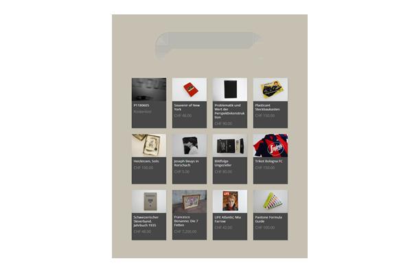 Markus Steiger Project 02952 Update Shop