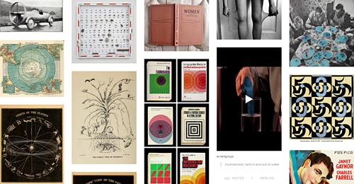 Screenshot Site Curious Visualist