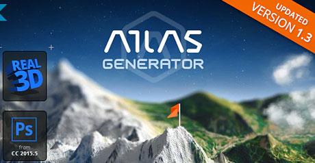 Screenshot Site 3D Map Generator