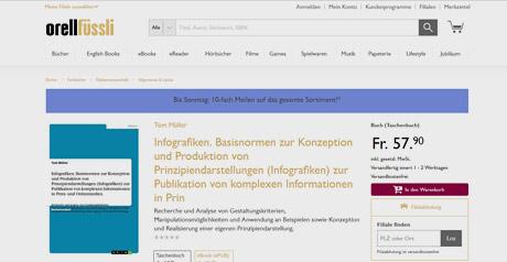 Screenshot Site Infografiken