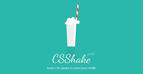 Screenshot Site CSShake