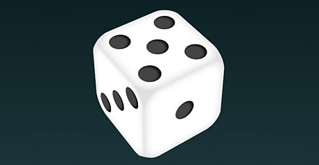 Screenshot Site CSS3 Rolling Dice