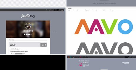 Screenshot Site mavo