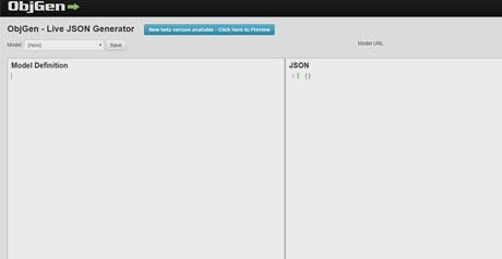 Screenshot Site ObjGen