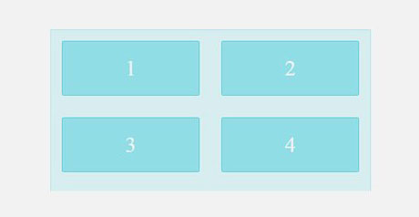 Screenshot Site CSS Grid