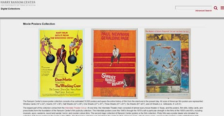 Screenshot Site Movie Posters Collection