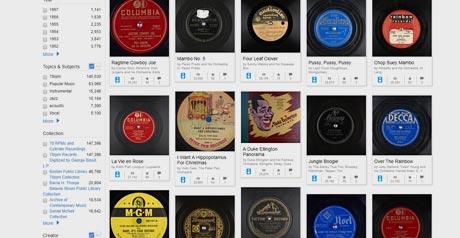 Screenshot Site Records