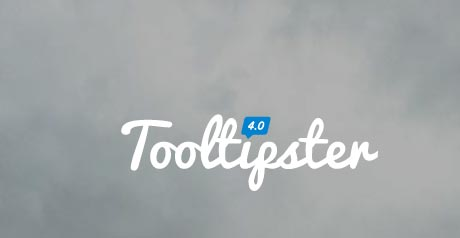 Screenshot Site tooltipster